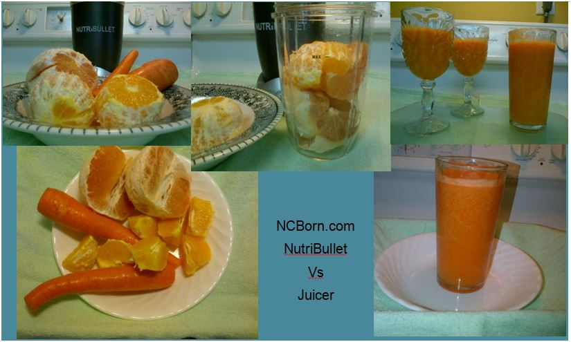 nutribullet vs juicer 5