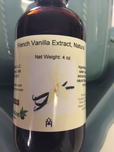 French Vanilla Extract from Olive Nation