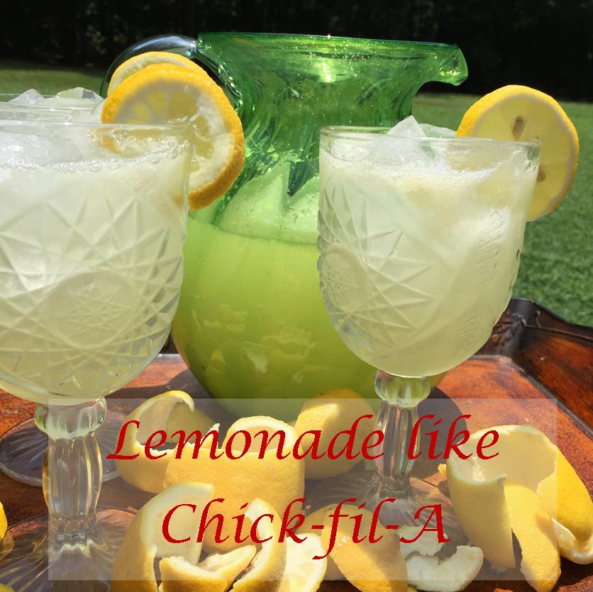 lemonade like cfa