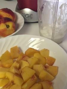 Peach Smoothie 2